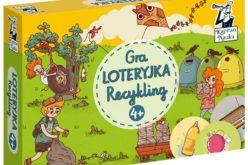 Kapitan Nauka przedstawia nowość w nagradzanej serii – Loteryjka Recykling