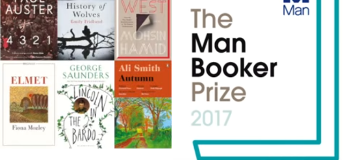 Finaliści The Man Booker Prize 2017