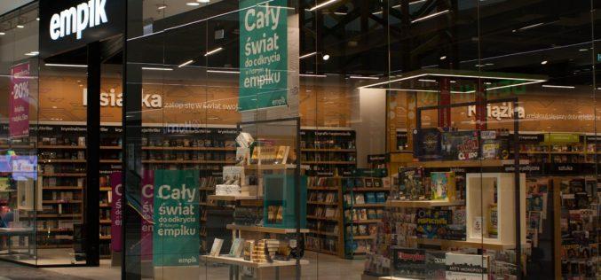 Grupa Empik otwiera dwa sklepy we Wroclavii