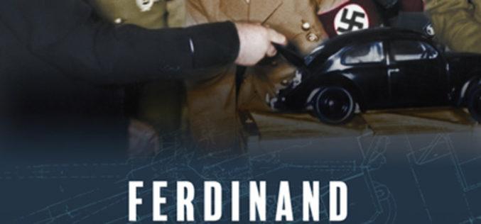 Ferdinand Porsche Ulubiony inżynier Hitlera