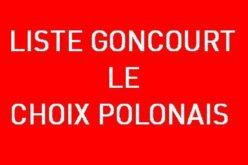"""Instytut Francuski  ogłosił tegorocznego zwycięzcę """"Polski wybór Nagrody Goncourtów"""""""