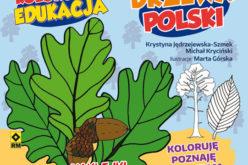 Kolorowa edukacja. Drzewa Polski
