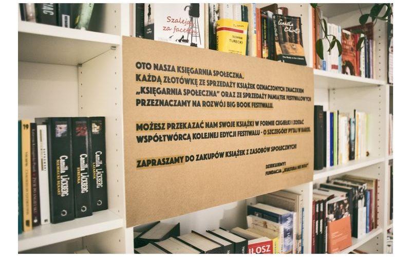 KSIĘGARNIA SPOŁECZNA BIG BOOK CAFE