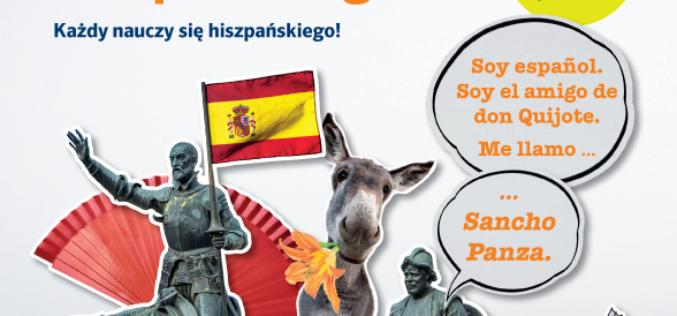 Obrazkowy kurs językowy hiszpańskiego – w nowatorskiej serii PONS