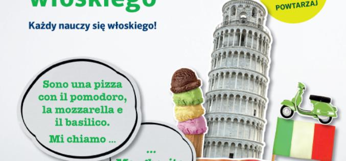 Obrazkowy kurs języka włoskiego – w nowatorskiej serii PONS