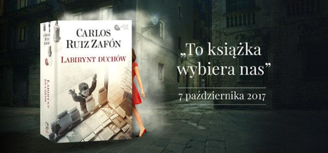 """Ciekawa akcja promocyjna """"To książka wybiera nas"""""""