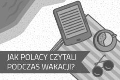 """inkBOOK. Badanie """"Jak Polacy czytali podczas wakacji"""""""