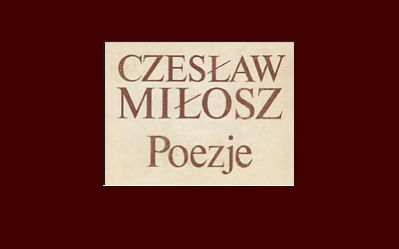 Czesław Miłosz w bułgarskim metrze