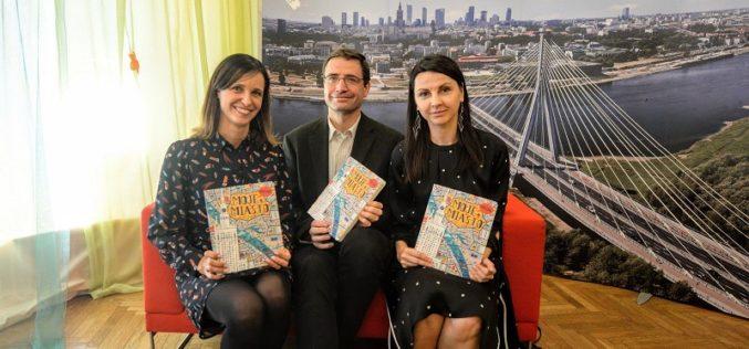 Moje miasto Warszawa – wyjątkowa książka dla przedszkolaków