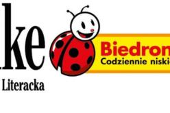 Książki finalistów nagrody Nike w sklepach Biedronka