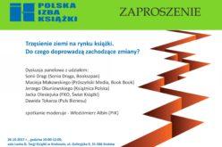 Polska Izba Książki – plan spotkań podczas 21. edycji Międzynarodowych Targów Książki w Krakowie