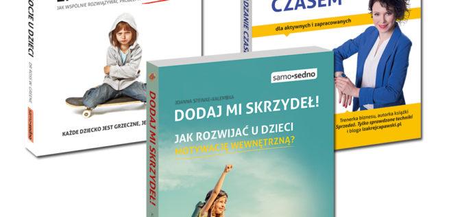 Bestsellery października 2017 z serii Samo Sedno