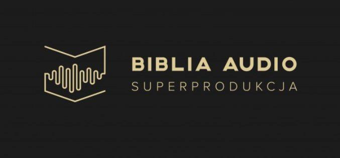 """Największe słuchowisko w Europie stworzyli polscy artyści i amatorzy. Nagrania do """"Biblii Audio"""" zakończone"""