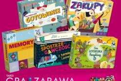 Kapitan Nauka zaprasza na swoje stoisko podczas targów Gra i zabawa w Gdańsku!