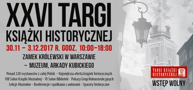 """Oficyna Wydawnicza """"Impuls"""" podczas XXVI Targów Historycznych   – STOISKO 29"""