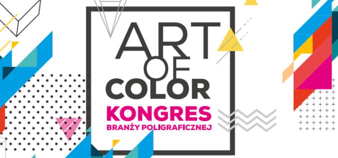 Art Of Color. Kongres Branży Poligraficznej