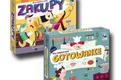 Nowe gry edukacyjne: Zakupy oraz Gotowanie w serii Kapitan Nauka!