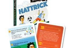 Wydawnictwo Edgard prezentuje nowość w serii Kieszonkowce: Kieszonkowiec futbolowy Hattrick