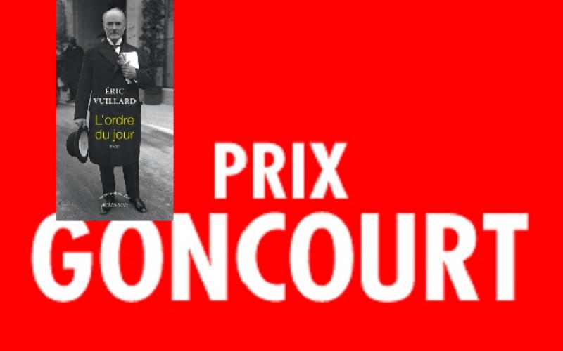 Nagroda Goncourtów dla Erica Vuillarda