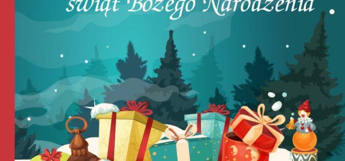 """""""Wielka księga świąt Bożego Narodzenia"""""""