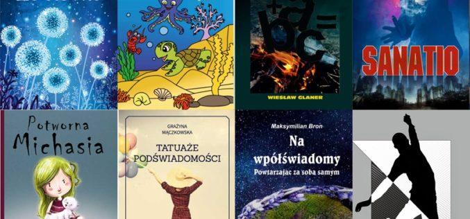 Nowości i premiery Wydawnictwa Psychoskok