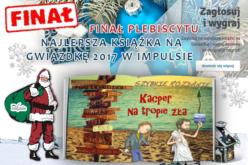 Najlepsze Książki na Gwiazdkę 2017 w Impulsie