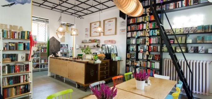 4500 godzin z literaturą. Pół roku Big Book Cafe!