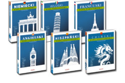 Językowe kursy podstawowe wydawnictwa Edgard