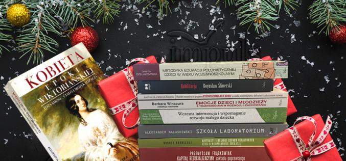 Podarujcie najlepsze prezenty, podarujcie książki!