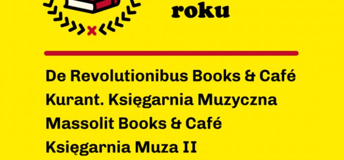Najlepsze Księgarnie Roku wybrane!