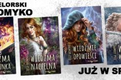 Jeżeli jesteście fanami nieprzeciętnego humoru, rudych wiedźm i fantastyki z najwyższej półki – koniecznie sięgnijcie po Pakiet Belorski