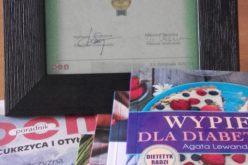 Seria książek dla diabetyków Wydawnictwa RM została doceniona!