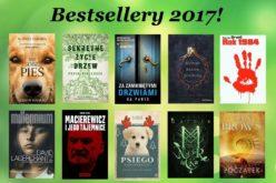 Bestsellery 2017 księgarni TaniaKsiazka.pl