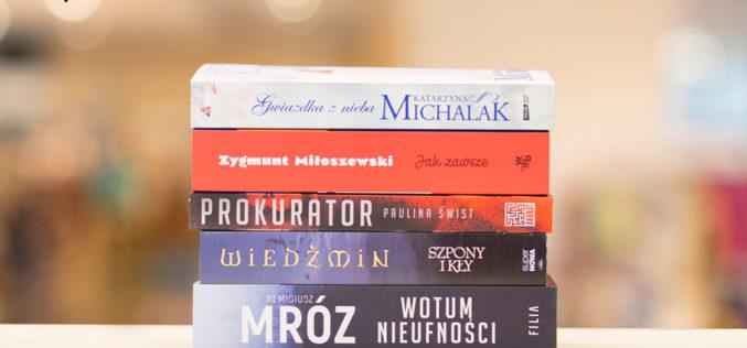 Znamy nominacje do Bestsellerów Empiku 2017