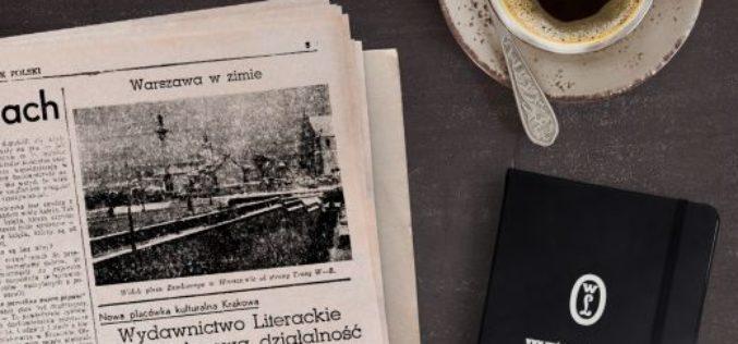 65 lat WL Pierwszy artykuł prasowy na temat Wydawnictwa Literackiego