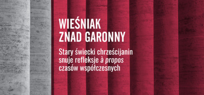 "Jacques Maritain ""Wieśniak znad Garonny"""