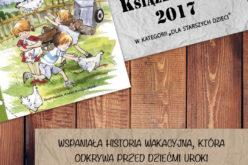 """""""Wakacje u dziadków"""" Książką Roku 2017"""