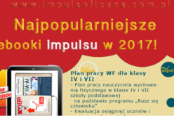Top 10 ebook w Impulsie za rok 2017