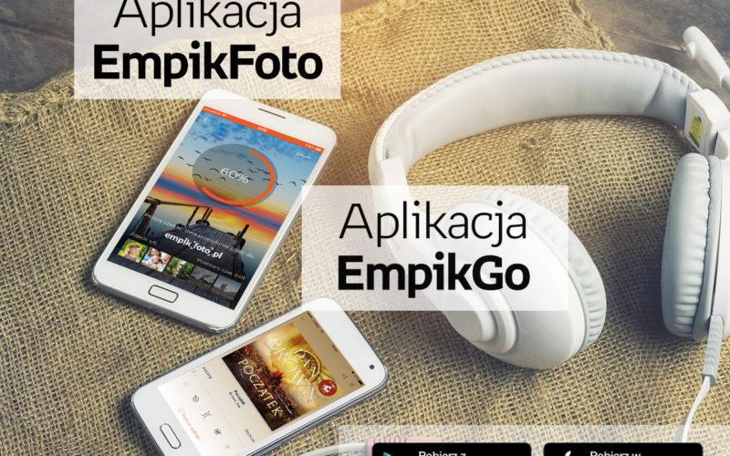EmpikGO i Empik Foto – aplikacje Empiku nominowane do Mobile Trends 2017