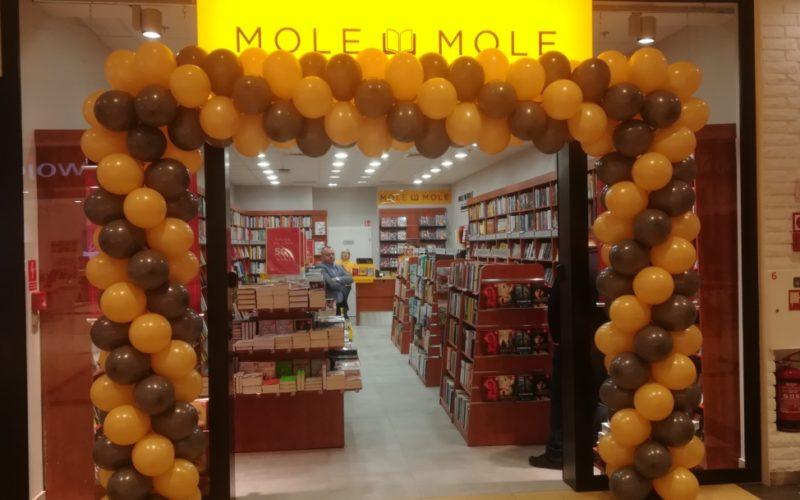 Mole Mole w Centrum Handlowym Bielawy