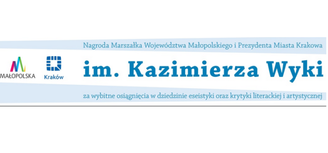 Nagroda im. Kazimierza Wyki dla Janusza Drzewuckiego