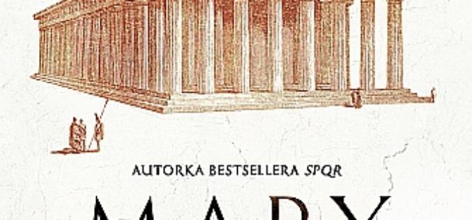 Partenon Mary Beard od 13 lutego w księgarniach!