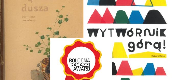 Bologna Ragazzi Award przyznane
