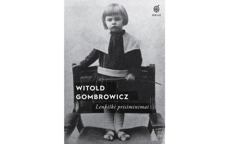 Nagroda Tłumacza Roku za litewski przekład książki Gombrowicza