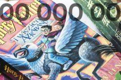 Ponad pół miliarda sprzedanych egzemplarzy książek o Harrym Potterze