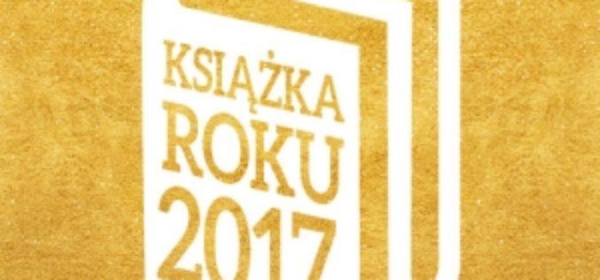 Znamy wyniki plebiscytu Książka Roku 2017