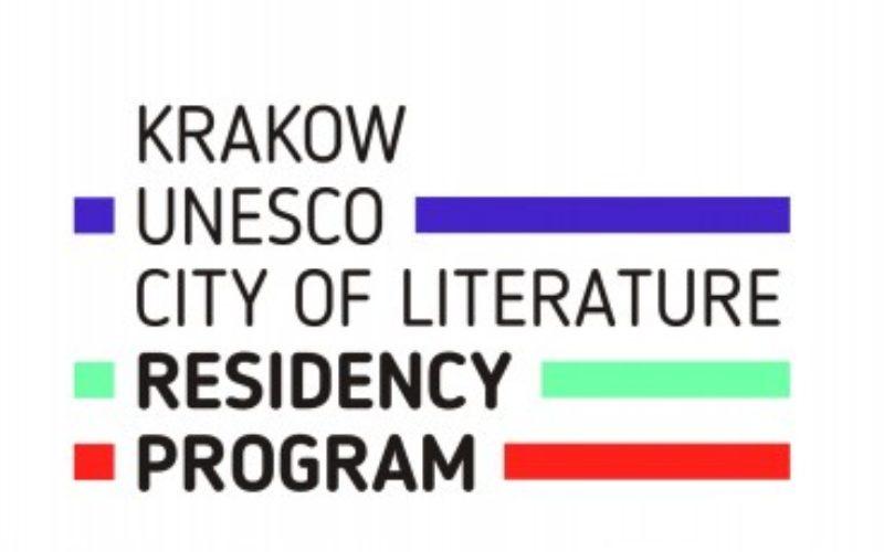 Znamu stypendystów Programu rezydencjalnego Krakowa Miasta Literatury UNESCO