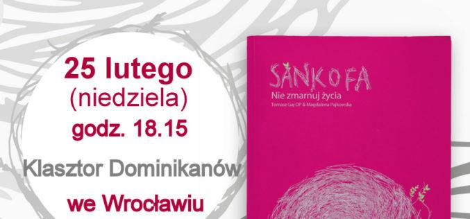 """""""Sankofa"""" we Wrocławiu – na spotkanie zaprasza Wydawnictwo W drodze"""