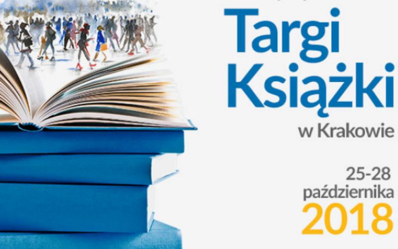 Znalezione obrazy dla zapytania międzynarodowe targi książki w krakowie 2018