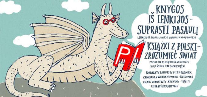 Międzynarodowe Targi Książki w Wilnie